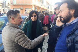 Sciopero dei comunali, il sindaco a fianco dei lavoratori