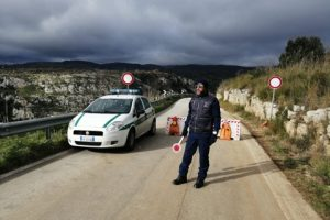 Iniziati i lavori sulla Cassaro-Montegrosso