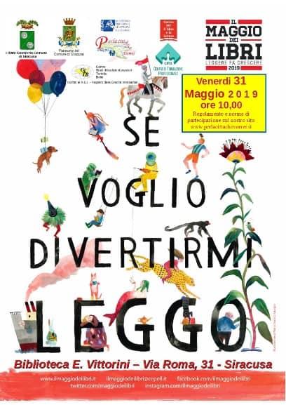 """""""Il maggio dei libri"""", venerdì 31 la premiazione alla biblioteca """"Elio Vittorini"""""""