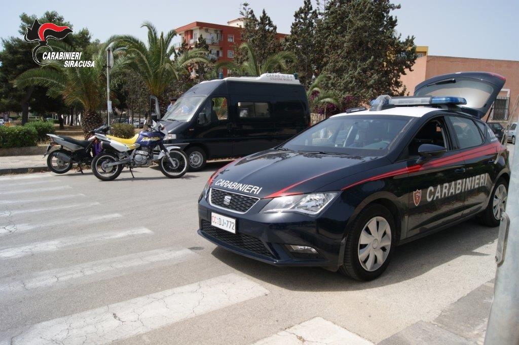 Mercato del lavoro, controlli dei carabinieri