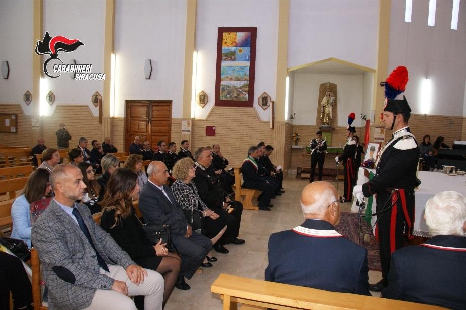 Strage Nassiyria, i carabinieri di Av ola ricordano il brigadiere Coletta