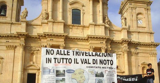 Il Tar si oppone alla sospensiva delle trivellazioni in Val di Noto, amareggiato il sindaco Bonfanti