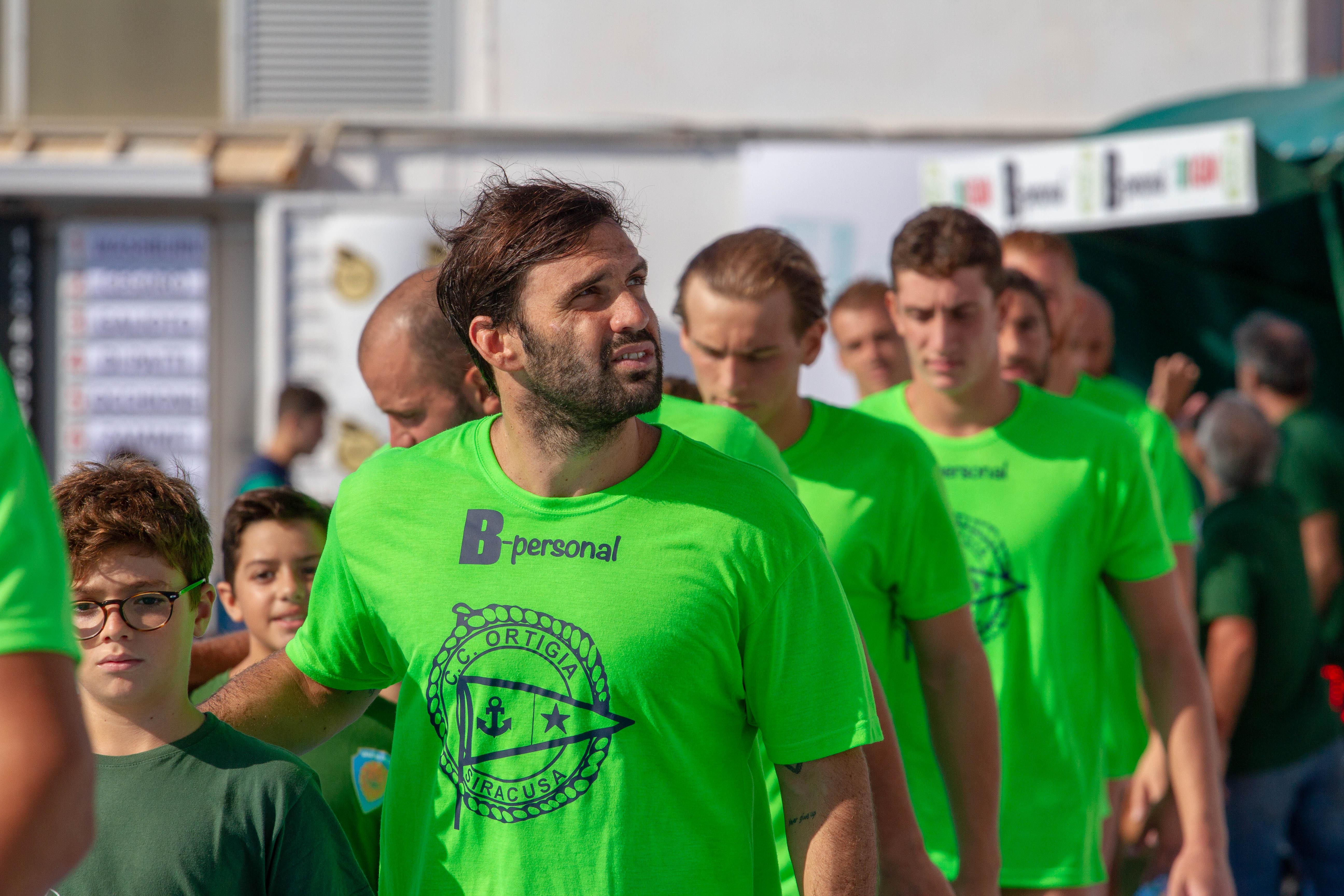 Circolo Canottieri Ortigia: dichiarazioni di Stefano Piccardo e dell'attaccante Di Luciano alla vigilia della trasferta in campionato contro Trieste.